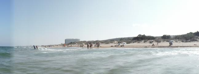 Guardamar beach