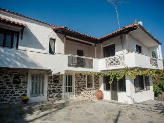 Euboea: Large Holiday Villa in Zarakes, Evia., Nea Styra