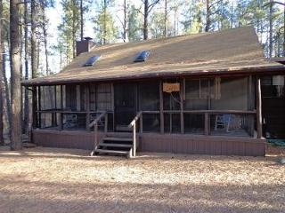 Cozy Cabin In White Mountain Summer Homes, Pinetop-Lakeside