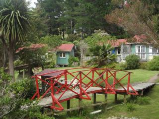 Cottages set in quiet gardens with sea views - Golden Bay vacation rentals