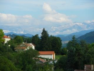 Spectacular mountain view apartment in St. Lizier, Saint-Lizier