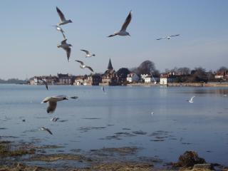 The Blue Room, Bosham