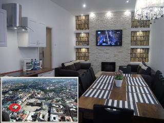 Apartment city center for up to 17 people, Cracovie