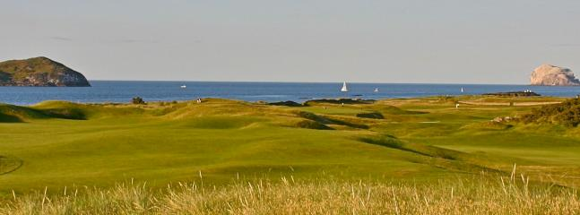 the West Links, North Berwick Golf Club