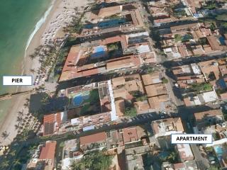 Charming first floor apartment just one block to the beach, Puerto Vallarta