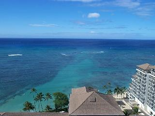 Waikiki Beach, Hawaii: One Bedroom, Two Bath Condo, Honolulu