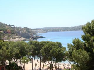 Delicious ocean-view apartment in Paguera, Mallorca - Peguera vacation rentals