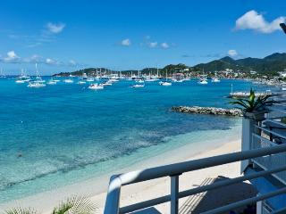 Superb apartment sea panoramic view - Marigot vacation rentals