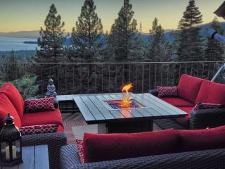 Magical Home w Breathtaking Views, Incline Village