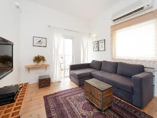 Gordon Back - Peaceful 1 Bedroom Apartment, Tel Aviv