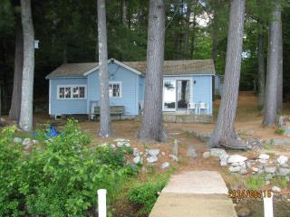 Beautiful Lake Front Cottages-Private Sandy Beach - Lakes Region vacation rentals