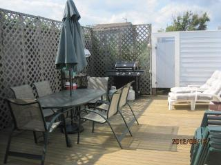 Adorable home with Large PRIVATE deck- Fire Island, Kismet