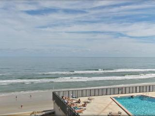 Newly Remodeled Oceanfront Condo, New Smyrna Beach