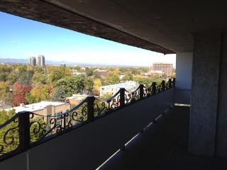 GREAT view of Denver in Capital Hill - Denver Metro Area vacation rentals