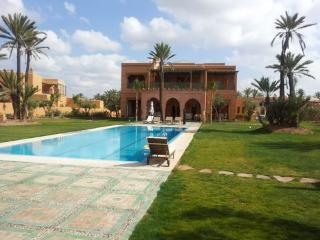 Morrocan style Luxury Villa with private pool, Marrakech
