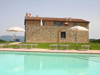 Tuscan coast holiday villa with private holiday villa, Casale Marittimo