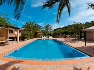 VILLA   at MALLORCA with POOL and lovely Ponorama viev, Capdepera