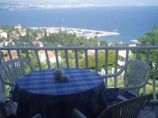 2 bed apartment  with seaview, Opatija