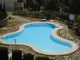 The pools also have separate childrens pools to enjoy