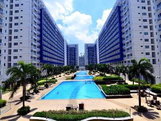 Clean and cozy 1BR Condo at Sea Residences, Pasay