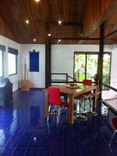 Check out the amazing cielings and windows everywhere to enjoy the jungle views.