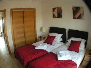 Bedroom - configure as 2 x 3 ft singles or Super King Size Double