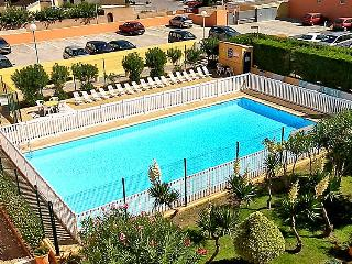 Appartement 2 chambres type F3 à Gruissan