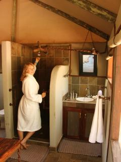Camp Omunguindi Bathroom