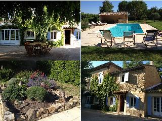 Mas de charme - piscine 5x10, pool house, potager, Orange