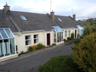 Donegal holiday home in Portnablagh