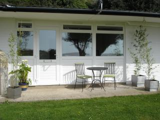 Sea View holiday chalet, Bonchurch