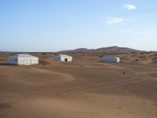 Merzouga Journeys Camp, Meknes