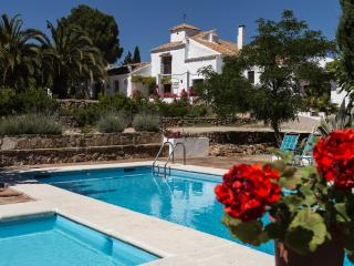 Large Cortijo in the heart of Andalusia with pool, Malaga