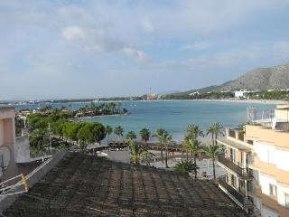 Nice Apartment 100m to the beach, air conditioning, Port d'Alcudia