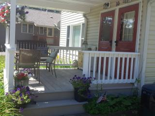 Ellicottville NY 2 bedroom apt in
