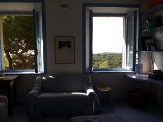 Beautiful house with sea view in Capalbio, Tuscany