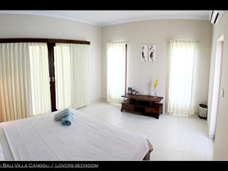Chilli Villa Love bedroom, Mengwi