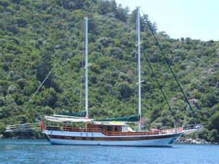 Private Yacht Charter, Gulet Charter, Blue Cruise, Marmaris