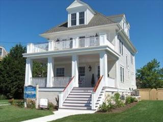 BEACH BLOCK, POOL, NEW 6 BR! 119627, Cape May