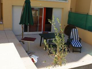 Palais de la mer Very nice studio Parking/Terrasse, Juan-les-Pins