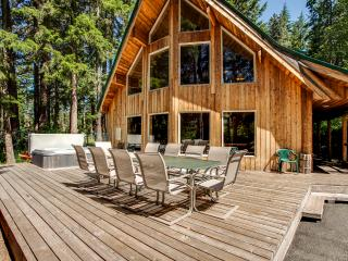 Jordan Lodge Riverfront Leavenworth - 6 Bedrooms
