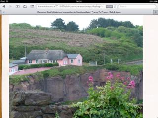 Pink cottage, Dunmore East, co. Waterford