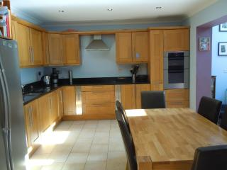 Modern Family  Home in Galway City (available Race Week)