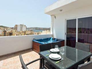 085 Delfin Penthouse with Views - Saint Paul's Bay vacation rentals