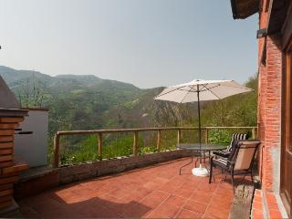 El Ablanu - jacuzzi, barbecue and fireplace, Proaza