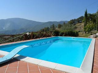 Villa with Spectacular Panorama near Arezzo, Caprese Michelangelo
