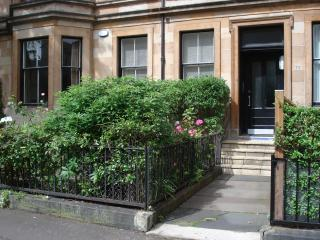 Self-catering holiday apartment in Glasgow