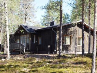 Korotalo wilderness cottage in Posio, Salla