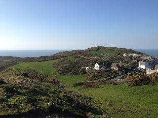 Comfortable family house in beautiful surroundings, Mortehoe