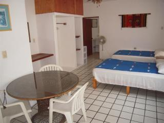 Martha's Apartments Studio #3-  1 1/2 Blocks from the Beach!, Puerto Vallarta